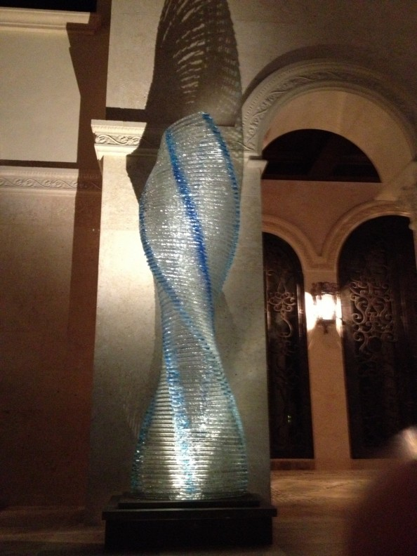 Henry Richardson Sculptures Interior column