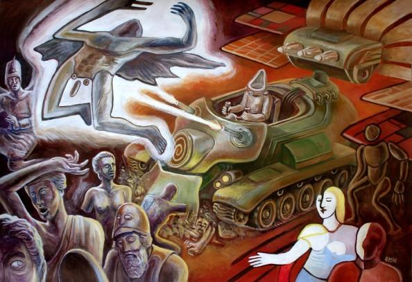 Dario Mekler Triumph of Vanguardism