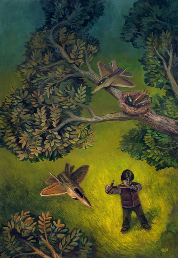Dario Mekler provocation (aviary)