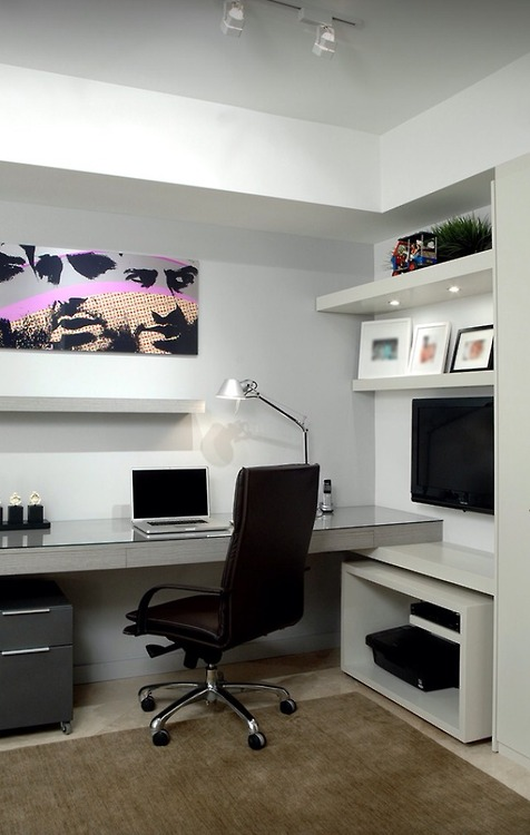 Tips for furnishing your home office