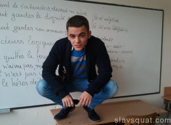 Slav Squatting