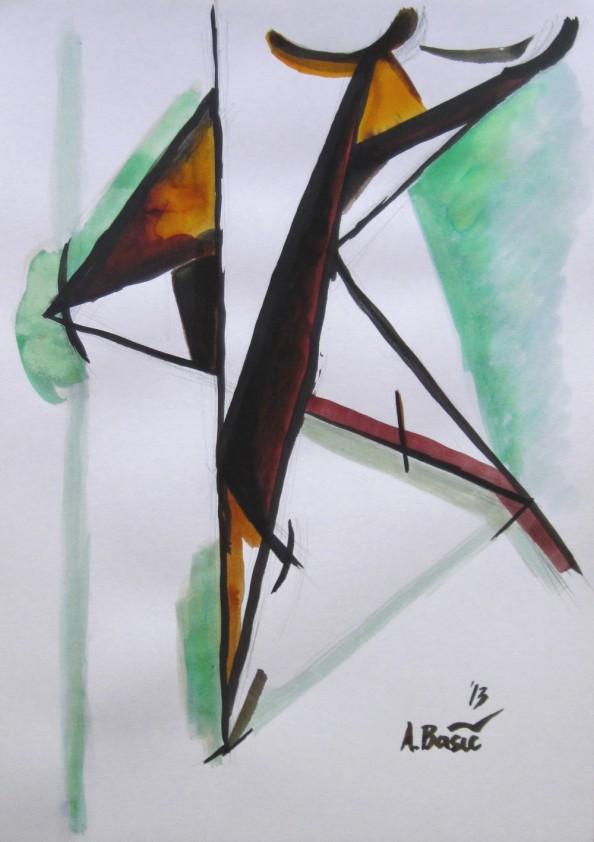Aleksandar Basic Paul McPherson Gallery - Legs
