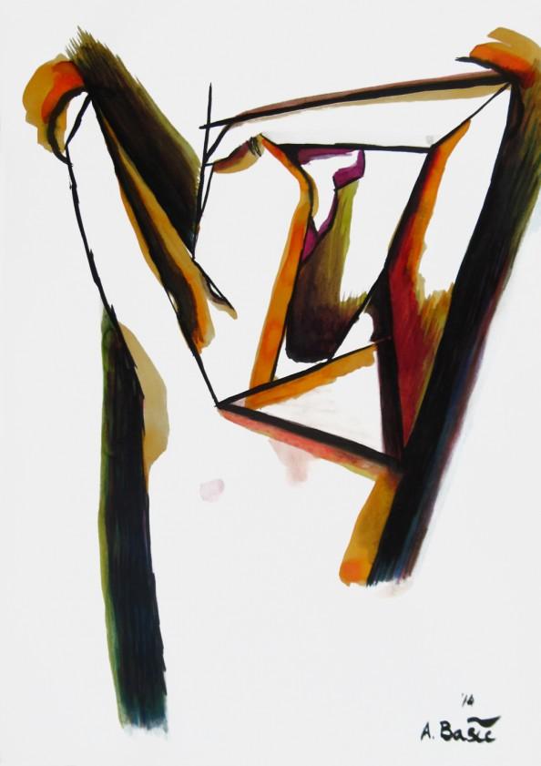 Aleksandar Basic Paul McPherson Gallery - Yawn