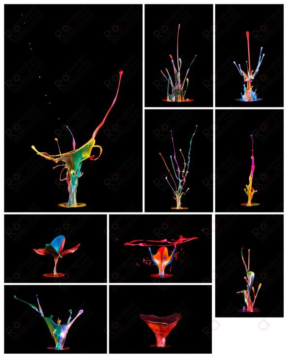 Dancing Colors Ramakant Sharda