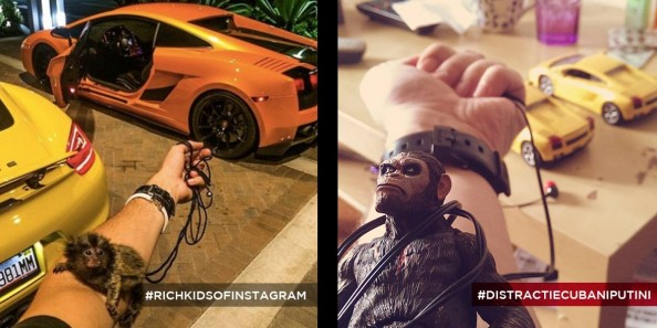 Little Money Big Fun vs Rich Kids of Instagram 1