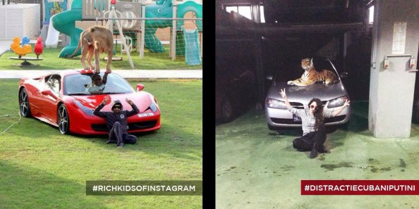 Little Money Big Fun vs Rich Kids of Instagram 10