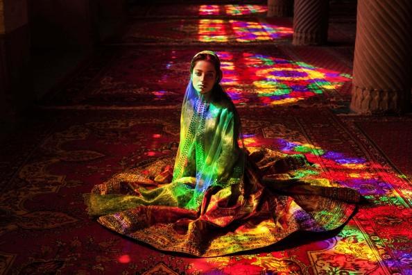 Mihaela Noroc_Atlas of Beauty Nasir al-Mulk, Iran