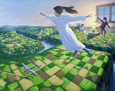 Rob Gonsalves Bed
