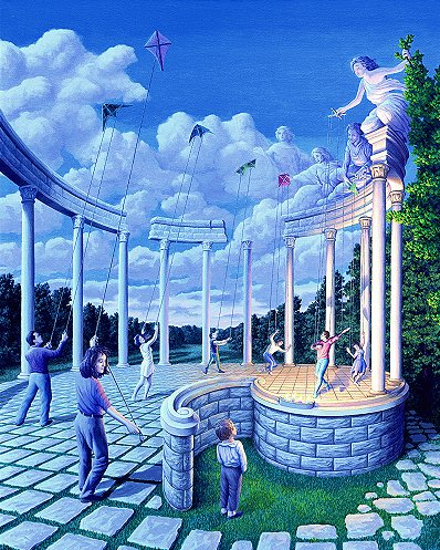 Rob Gonsalves Puppets