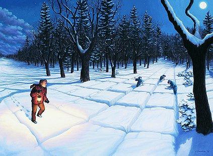 Rob Gonsalves Snow