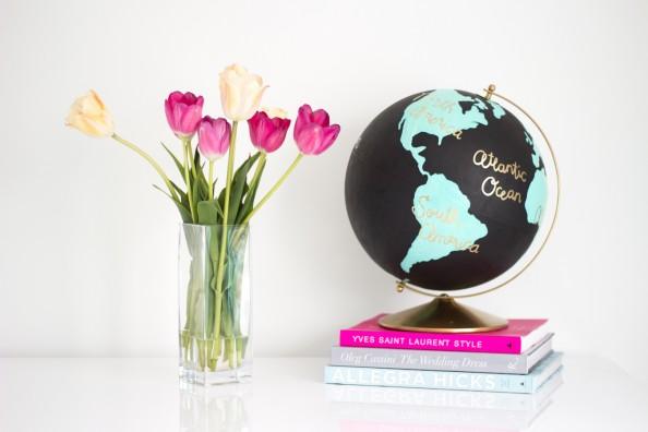 Wanderlust Globe