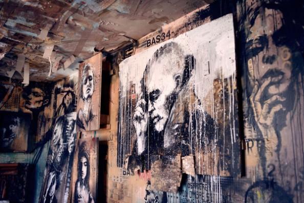GRAFFMATT painting