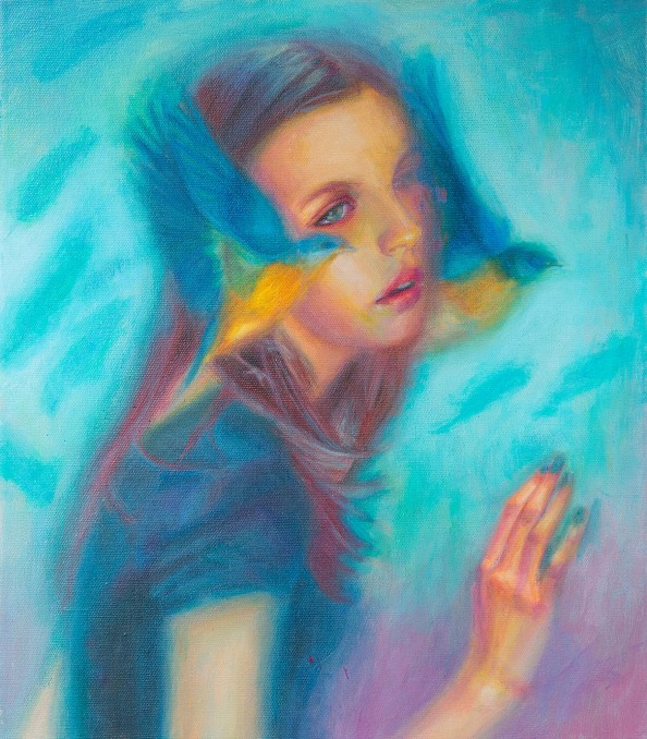 Devin Sutanujaya Painting