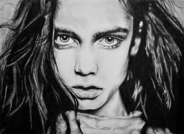 Kaitlyn Page - Reckless Beauty