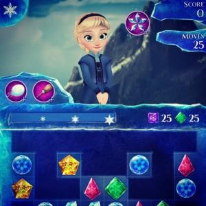 frozen-freefall