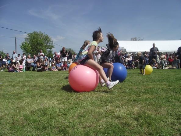 Village fair activities