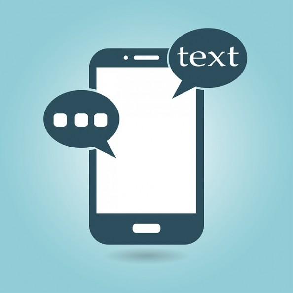 SMS texting