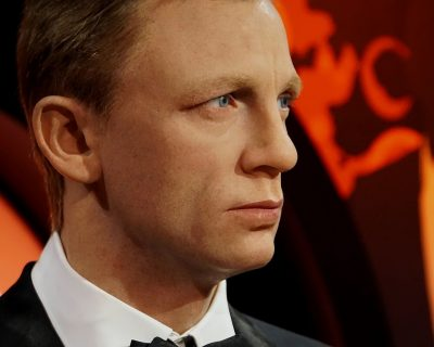 Danie Craig - James Bond