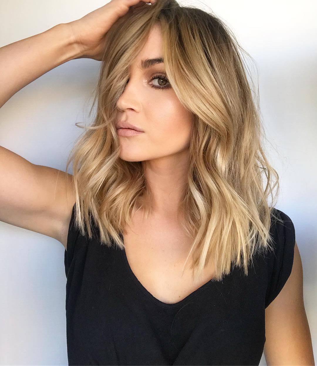 Dark Blonde Hair Ideas We All Want To Try This Year