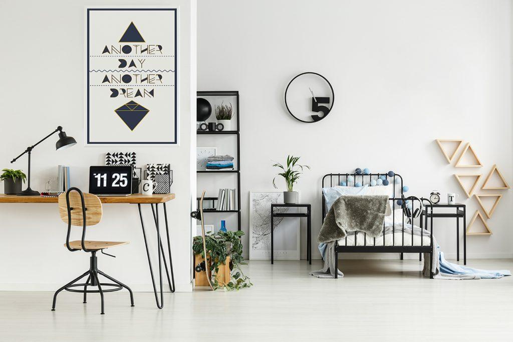 teen room poster