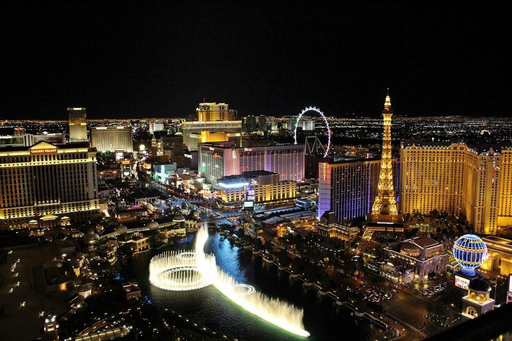 Las Vegas Winter