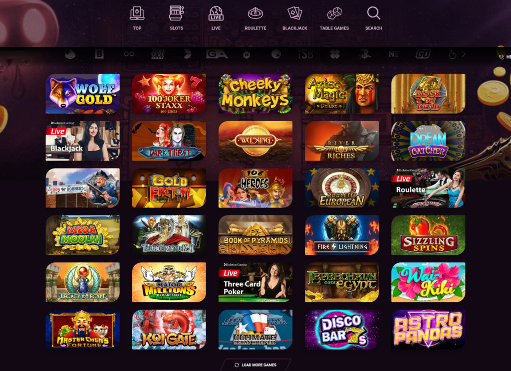Play For Real Money Casinos