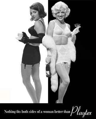 Every woman is either a Jackie or a Marylin