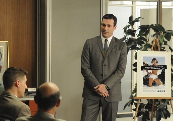 Gorgeous Mad Men Outfits Don Draper 1