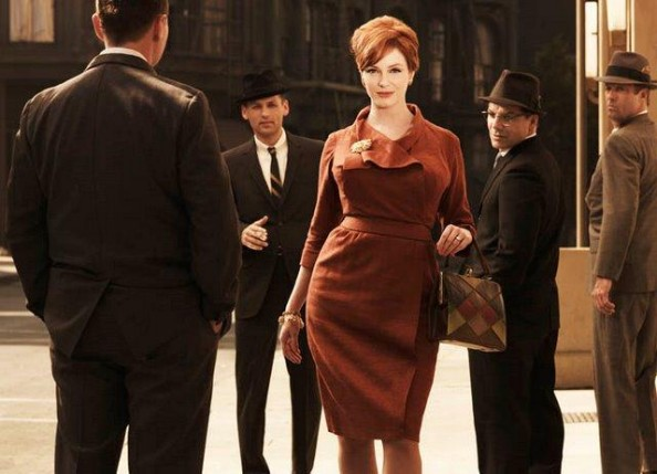 Gorgeous Mad Men Outfits Joan Halloway 1