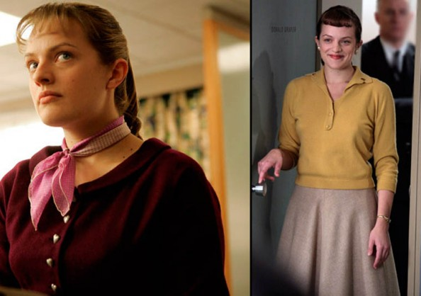 Gorgeous Mad Men Outfits Peggy Olson 1