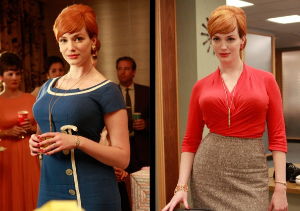 Gorgeous Mad Men Outfits Joan Halloway 3