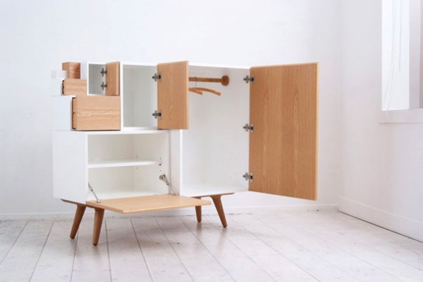Cool Furniture For Organized Freaks 1