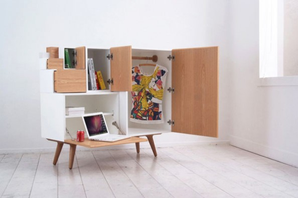Cool Furniture For Organized Freaks 2