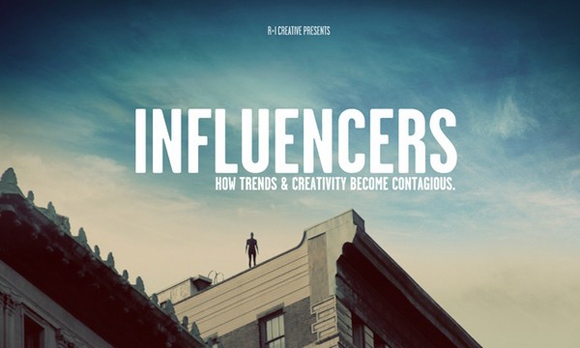 Influencers Documentary Poster