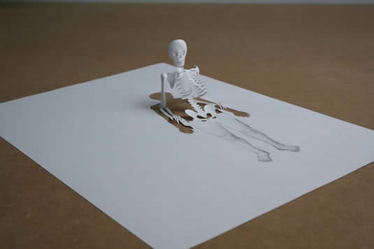 Peter Callesen Amazing Paper Art