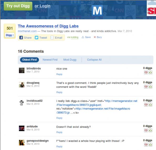 Digg Labs