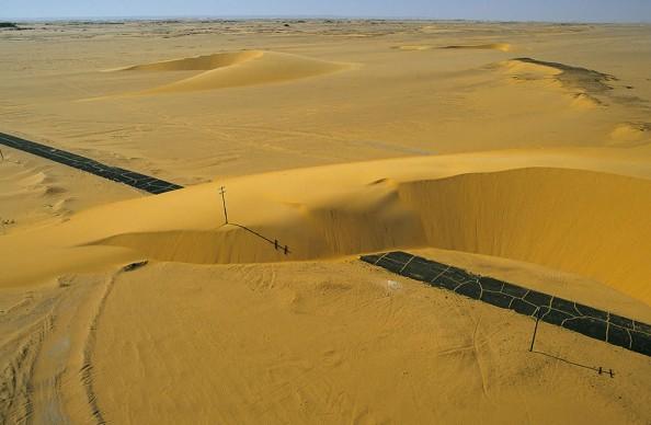 Yann Arthus Bertrand Nile Valley Egypt