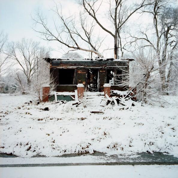 100 Abandoned Houses Kevin Bauman Detroit 2
