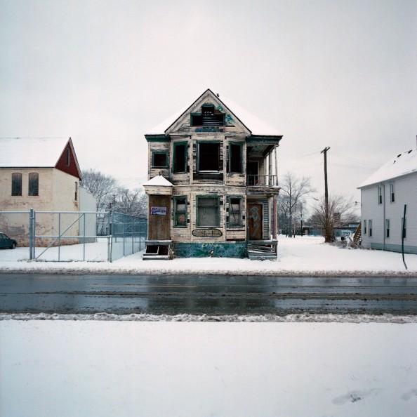 100 Abandoned Houses Kevin Bauman Detroit 3