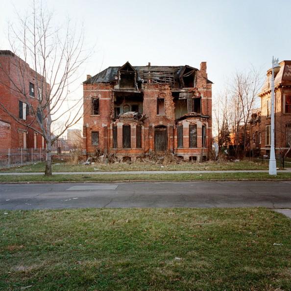 100 Abandoned Houses Kevin Bauman Detroit 8
