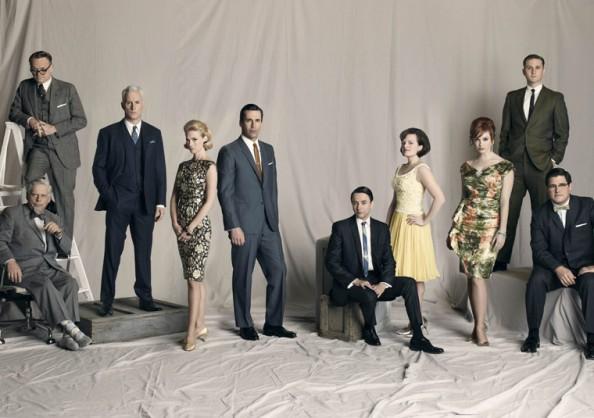 Mad Men Renewed For Three More Seasons