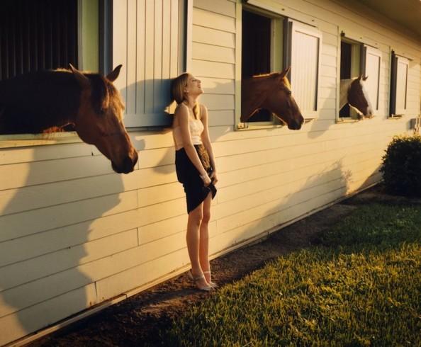 Dree Hemingway Vogue UK June 2011 14