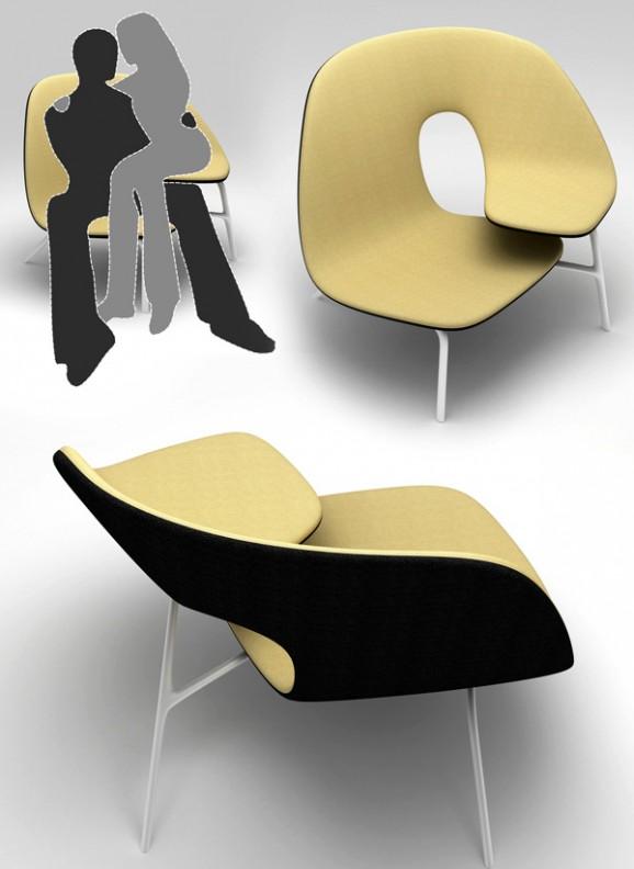Hug Chair Ilian Milimov 2
