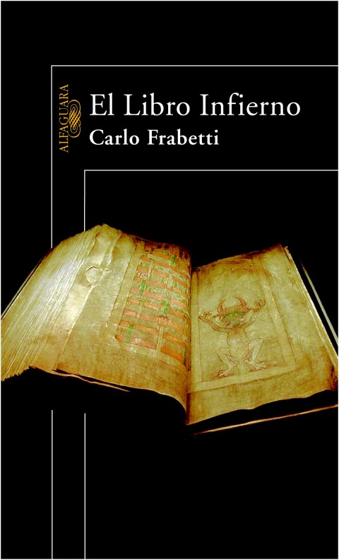 The Hell Book by Carlo Frabetti