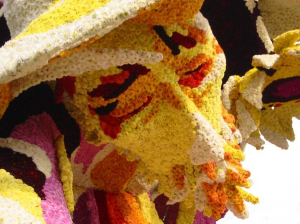 The Flower Parade From Zundert