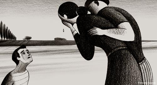 Fears of the Dark - Lorenzo Mattotti