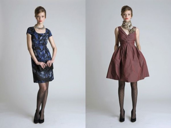 Banana Republic Mad Men inspired  collection 2011 Highlights Women