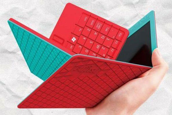Flexbook Laptop Concept