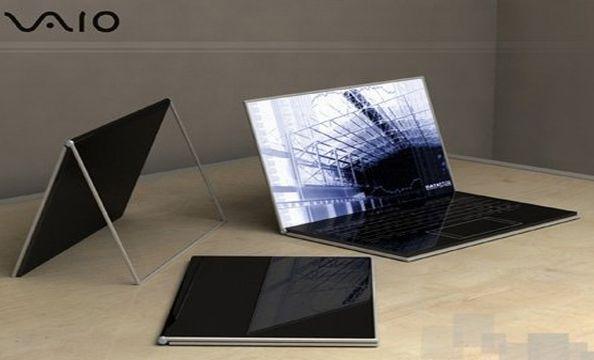 Vaio Zoom Laptop Concept