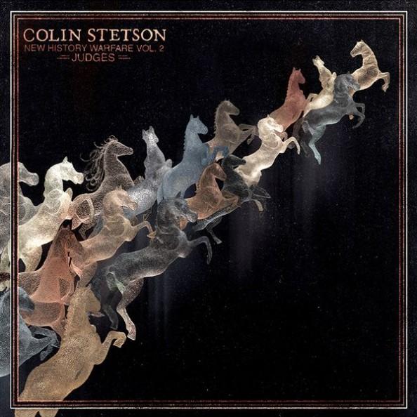 Colin Stetson New History Warfare Vol. 2 Judges 2011 Album Cover